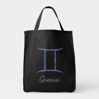 Gemini. Zodiac Astrology Sign.