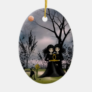 Gemini - Zodiac Girls - Ornament
