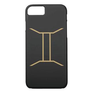 Gemini Zodiac Sign Basic iPhone 8/7 Case