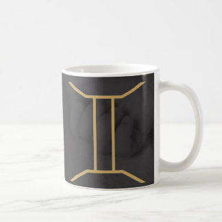 Gemini Zodiac Sign | Custom Background Coffee Mug