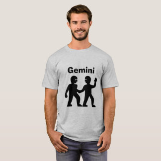 Gemini Zodiac Sign Mens Shirt