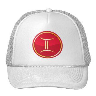 Gemini - Zodiac Signs Trucker Hats