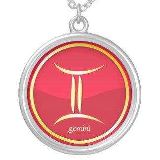 Gemini - Zodiac Signs Necklace