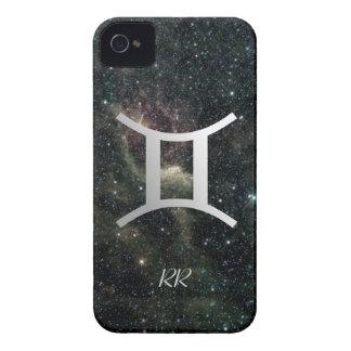 Gemini Zodiac Star Sign on Universe Blackberry Bold Covers
