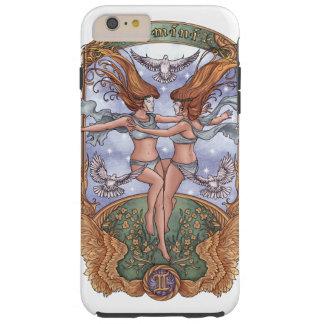 gemini zodiac tough iPhone 6 plus case