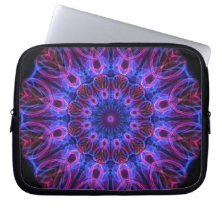 GemRings kaleidoscope Laptop Sleeve