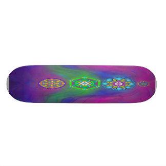 gems 21.3 cm mini skateboard deck