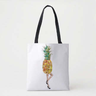 Gems of Pineapple Tote Bag