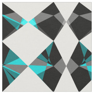 Gemstone Aqua Fabric