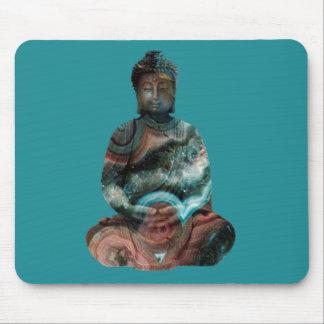 Gemstone Buddha Mousepad