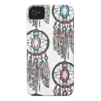 gemstone dreamcatcher iPhone 4 case
