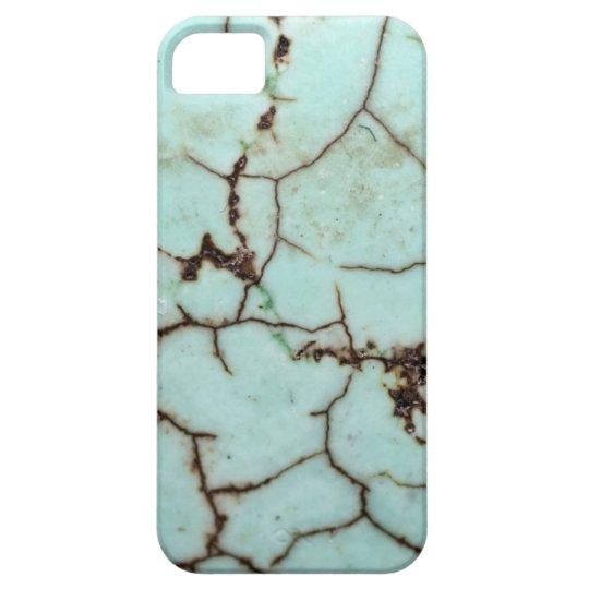 Gemstone Series - Turquoise Cracked iPhone 5 Case