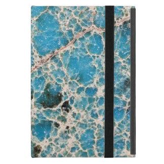 Gemstone Series - Turquoise Roadmap iPad Mini Case