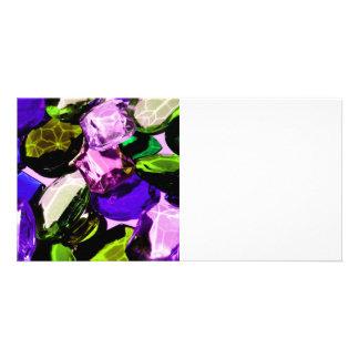 Gemstones Picture Card