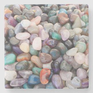 Gemstones Stone Coaster