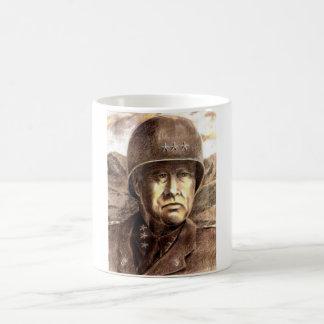 Gen. G. S.Patton Jr Basic White Mug