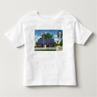 Gen John Stark Homestead Toddler T-Shirt