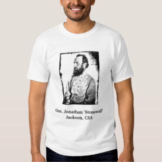 Gen. Jonathan 'Stonewall' Jackson, CSA T Shirt