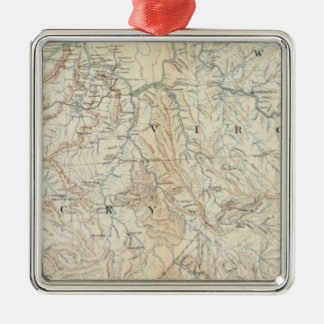 Gen map VI Christmas Ornament