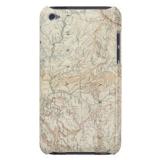 Gen map VI iPod Touch Covers