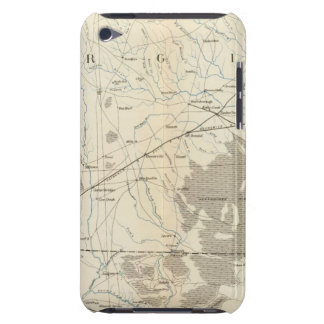 Gen map X Barely There iPod Covers
