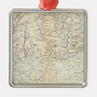 Gen map XIII Christmas Ornament