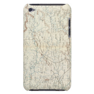 Gen map XV iPod Touch Case