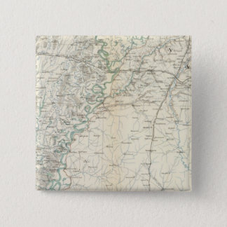 Gen map XX 15 Cm Square Badge