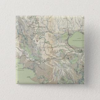 Gen map XXI 15 Cm Square Badge
