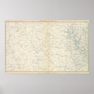 Gen map XXIII Poster