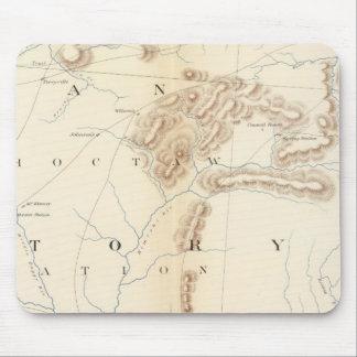 Gen map XXIV Mouse Mat