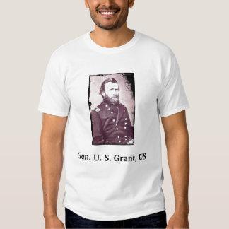 Gen. U. S. Grant, US Tee Shirts