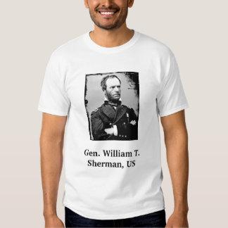 Gen. William T. Sherman, US T Shirt