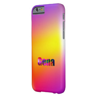 Gena iPhone cover Barely There iPhone 6 Case