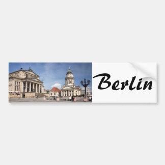 Gendarmenmarkt, Berlin Bumper Sticker