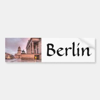 Gendarmenmarkt Berlin Bumper Sticker