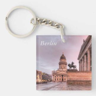 Gendarmenmarkt Berlin Key Ring