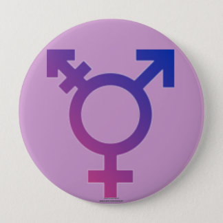 Gender Equality 10 Cm Round Badge