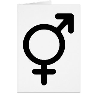 Gender Neutra Black The MUSEUM Zazzle Gifts Greeting Cards