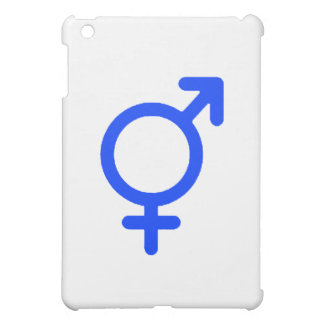 Gender Neutral Blue The MUSEUM Zazzle Gifts iPad Mini Cases