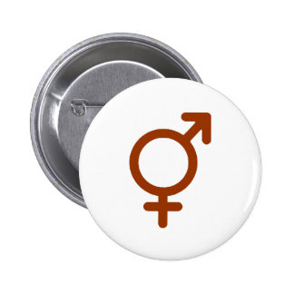 Gender Neutral Brown The MUSEUM Zazzle Gifts 6 Cm Round Badge
