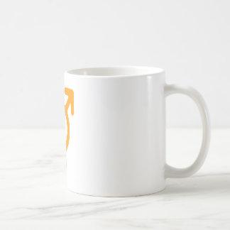 Gender Neutral Gold The MUSEUM Zazzle Gifts Basic White Mug