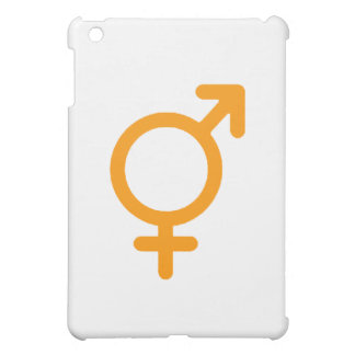 Gender Neutral Gold The MUSEUM Zazzle Gifts iPad Mini Cover
