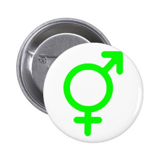 Gender Neutral Green The MUSEUM Zazzle Gifts 6 Cm Round Badge