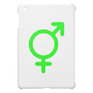 Gender Neutral Green The MUSEUM Zazzle Gifts iPad Mini Cases