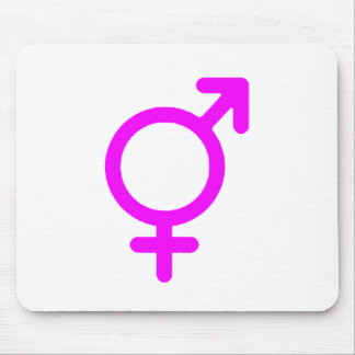 Gender Neutral Magenta The MUSEUM Zazzle Gifts Mouse Pad