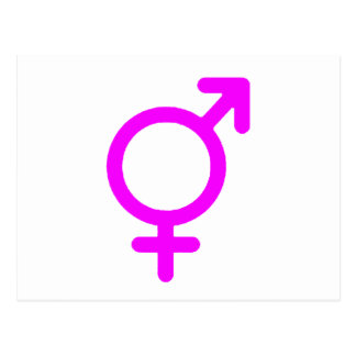 Gender Neutral Magenta The MUSEUM Zazzle Gifts Postcard