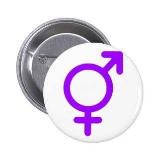 Gender Neutral Purple The MUSEUM Zazzle Gifts Button