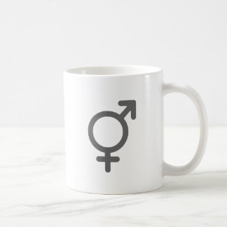 Gender Neutral Silver The MUSEUM Zazzle Gifts Basic White Mug