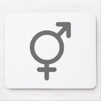 Gender Neutral Silver The MUSEUM Zazzle Gifts Mouse Pad